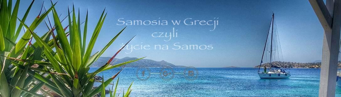 blog samosia w grecji