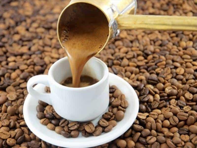grecka kawa