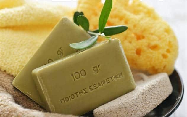 mydełko oliwne