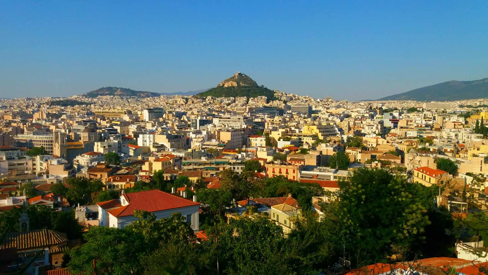 Blogi o Grecji