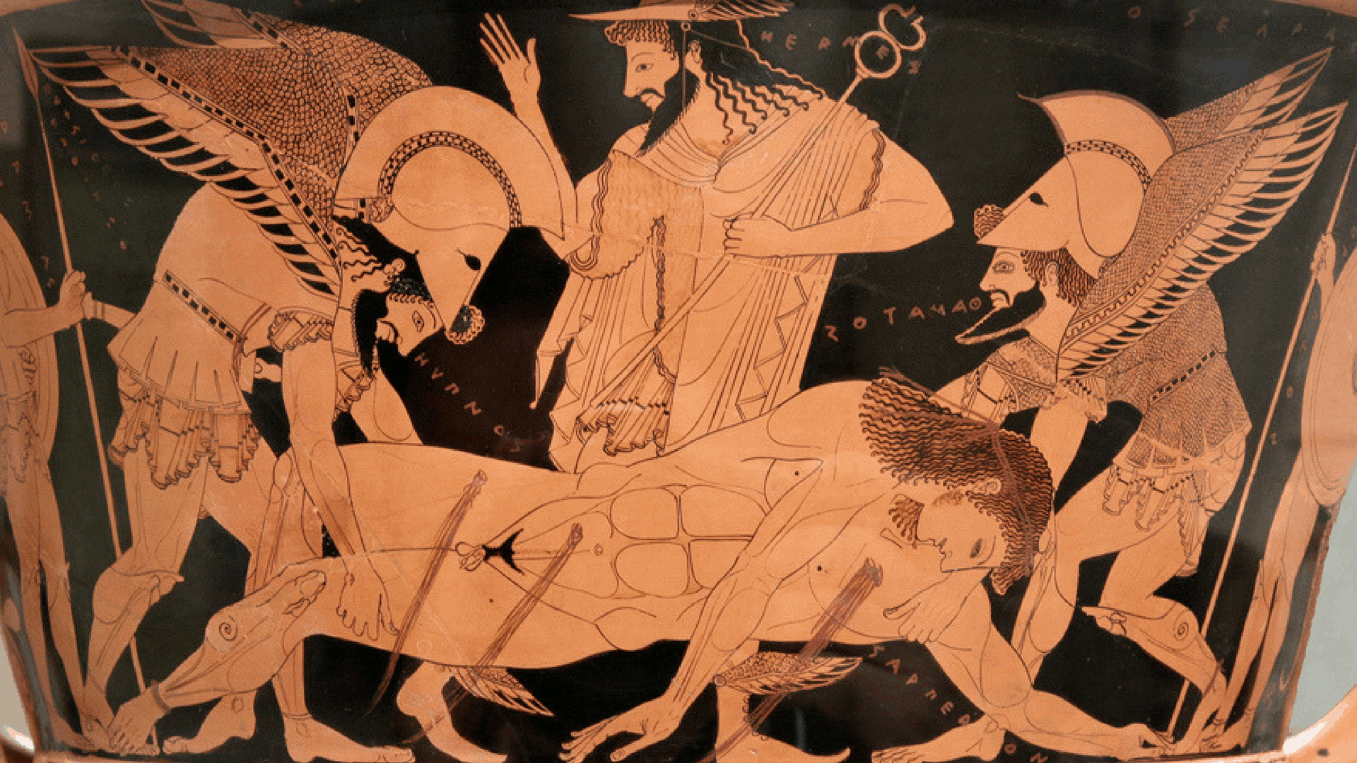 grecka mitologia