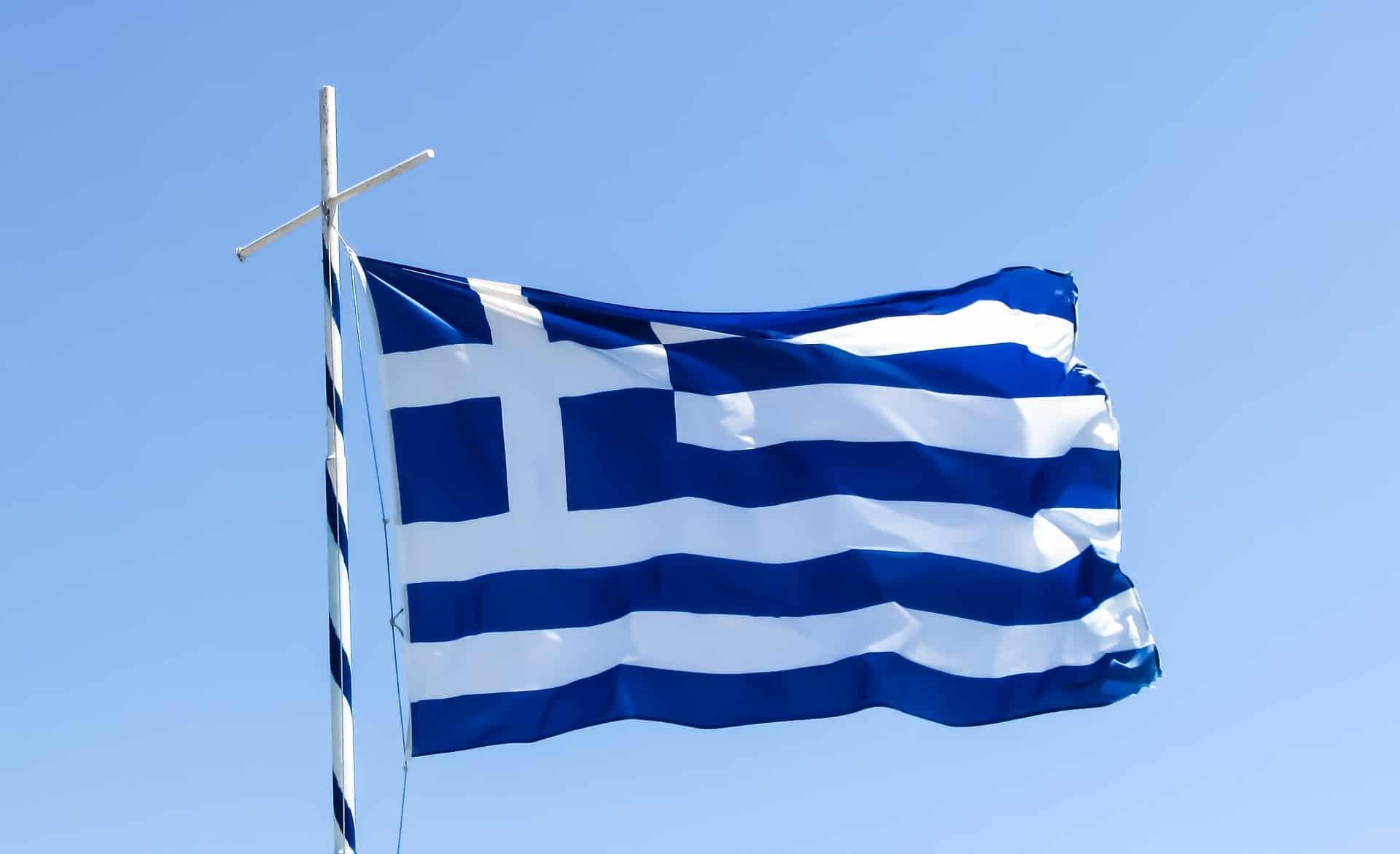 grecka flaga