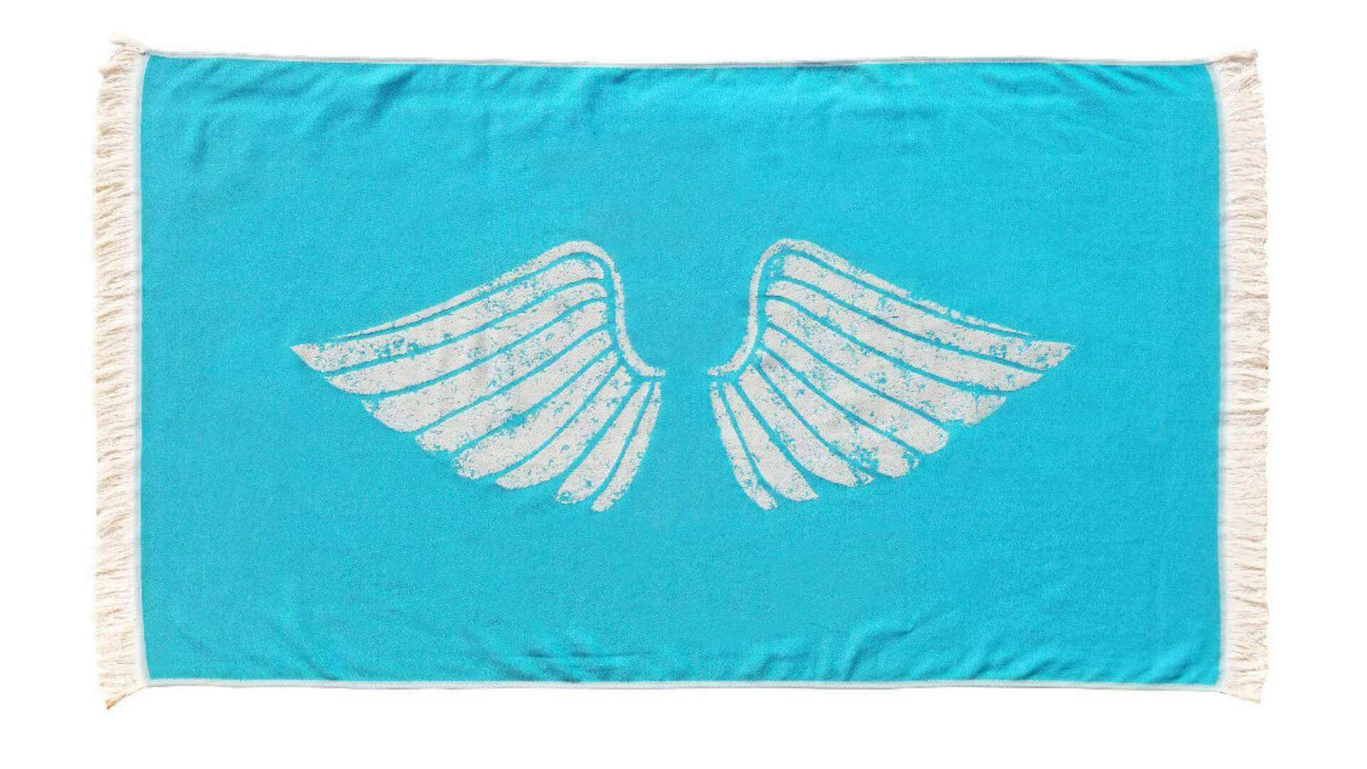 ręcznik z greckim motywem