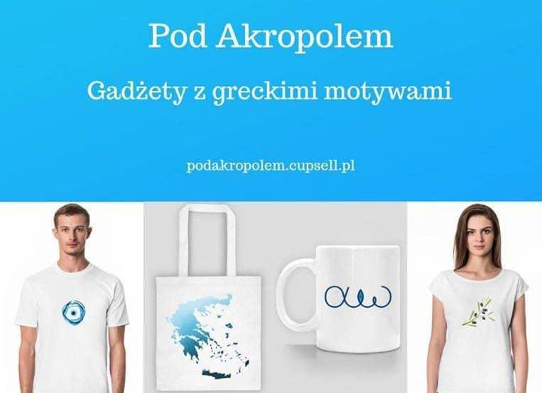 gadżety z greckim motywem