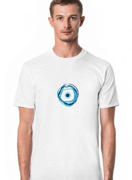 koszulka meska z greckim okiem