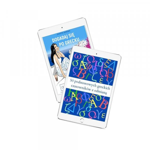Zestaw: rozmówki + e-book o czasownikach