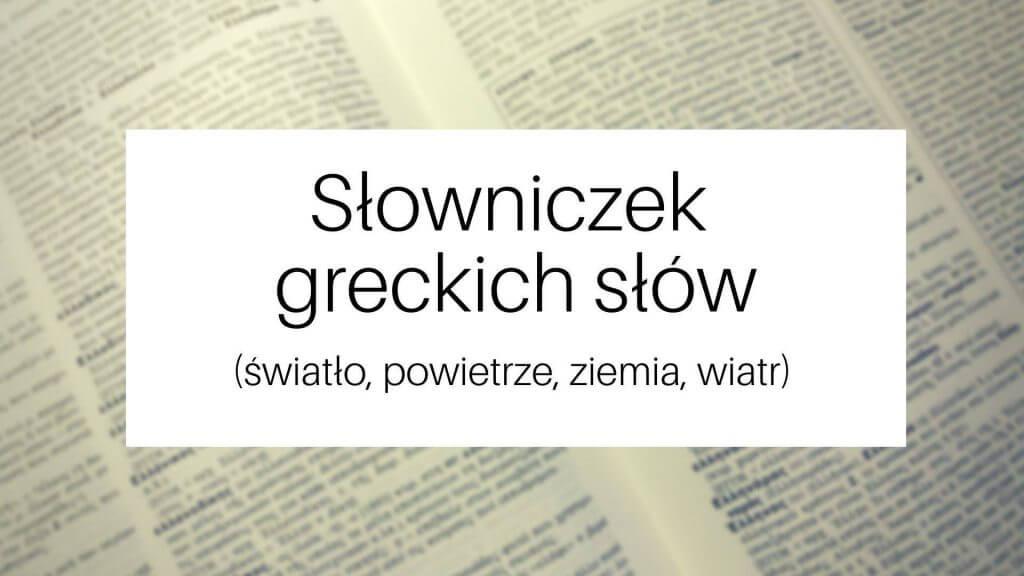 slowniczek greckich slow 15