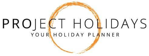 project holidays logo