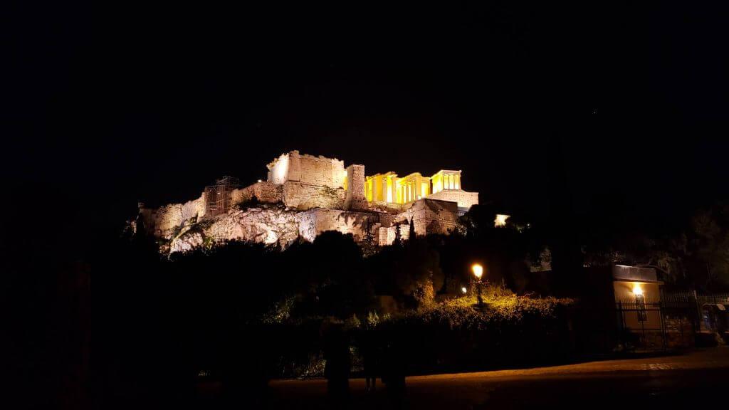 akropol noca